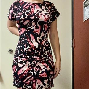 Apostrophe Work Dress